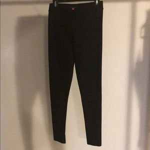 Vince Camuto Black Leggings